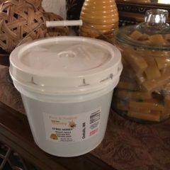 Raw Local Honey Gallon