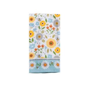 Garden Bee Towel