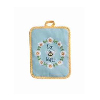Garden Bee Potholder