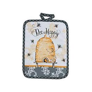 Bee Happy Potholder