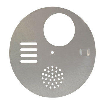 4 Position Rotating Disc, Steel