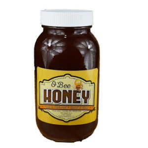 Raw Local Honey Quart