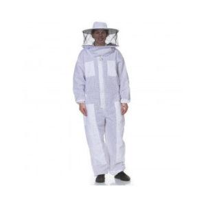 Beekeeper Suit, Vented Round Veil