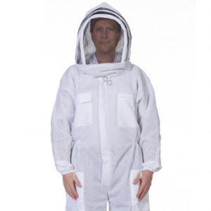 Beekeeper Suit, Vented Fencing Veil