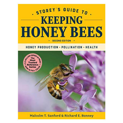 Storey's Guide to Keeping Honey Bees 2nd Edition