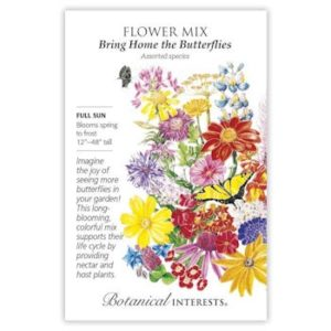 Flower Mix Bring Home the Butterflies