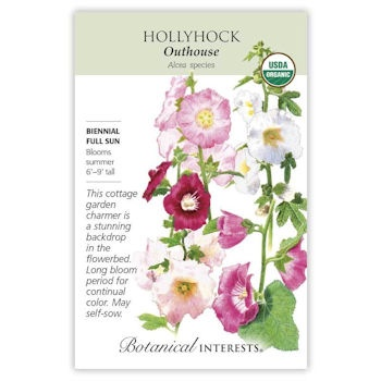 Hollyhock Outhouse