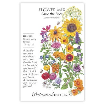 Flower Mix Save the Bees
