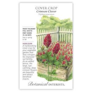 Cover Crop Crimson Clover