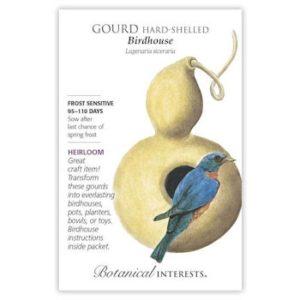 Gourd Hard Shelled Birdhous