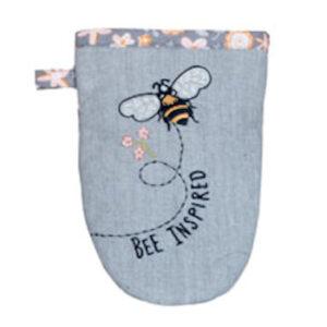 Bee Inspired Grabber Mitt