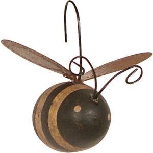 Bee Ornament Set